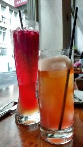 Cranberry Bourbon Twist