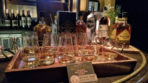 Drams of the 8 year single malt