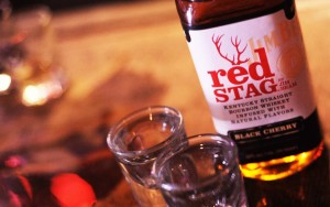 Red Stag Black Cherry Bourbon
