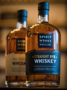 Spirit Works Straight Rye