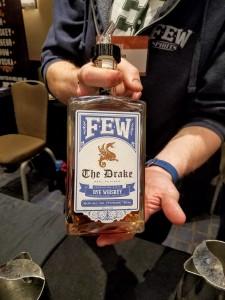 FEW's The Drake Whiskey