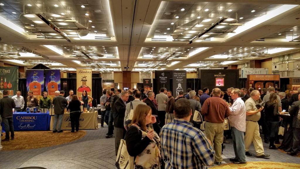 WhiskyFest Crowd