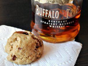 Bourbon Pecan Cookies