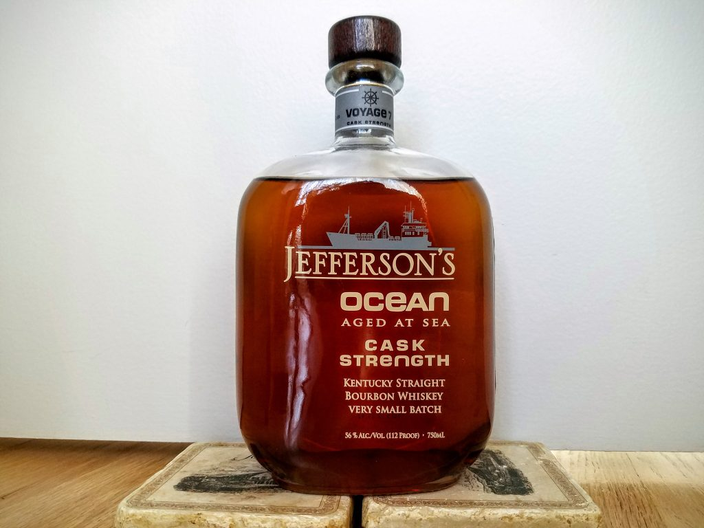 Jefferson's Ocean Aged at Sea Cask Strength