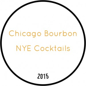 Our top 3 NYE bourbon cocktails