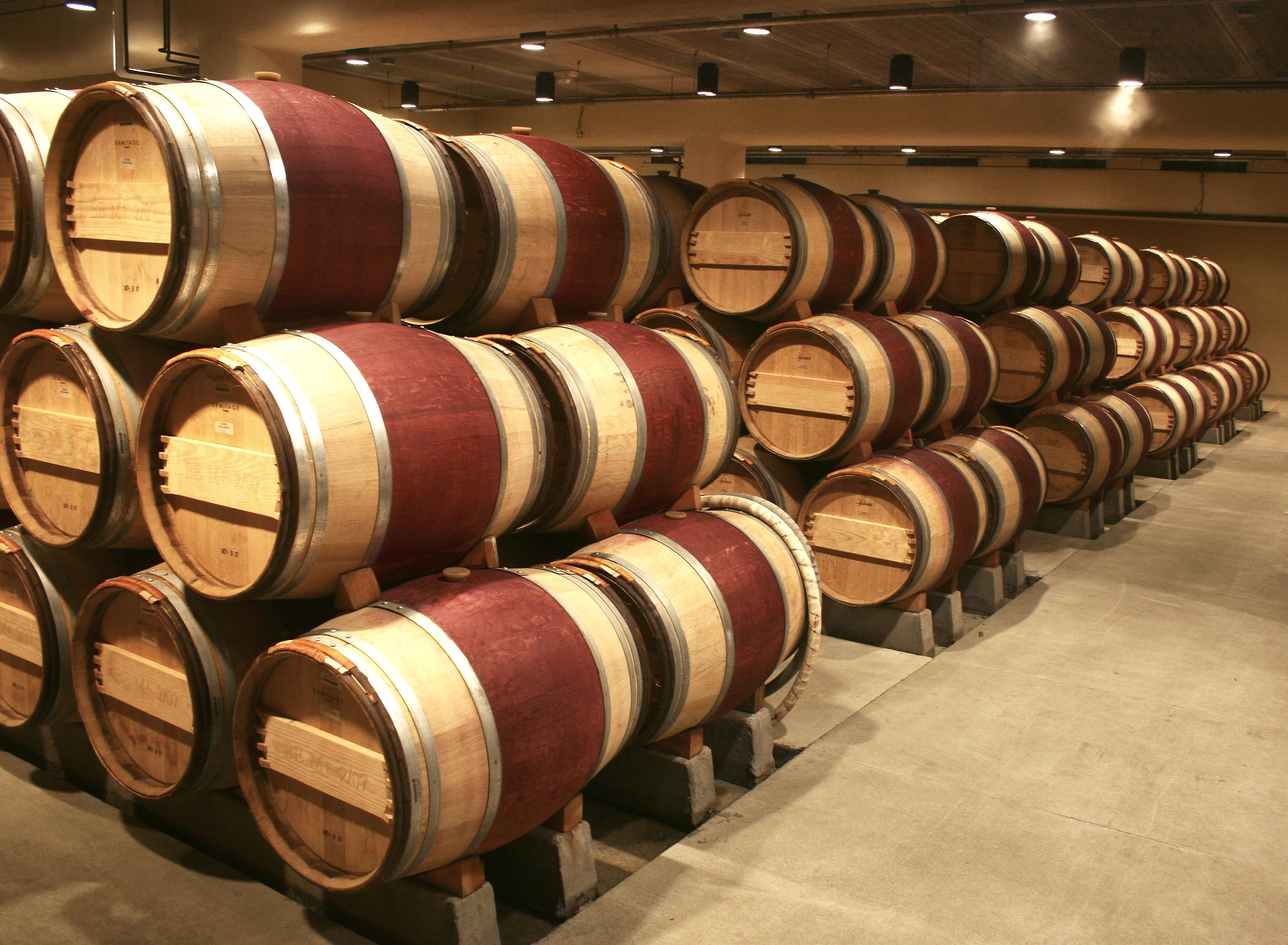 Solera Barrel System
