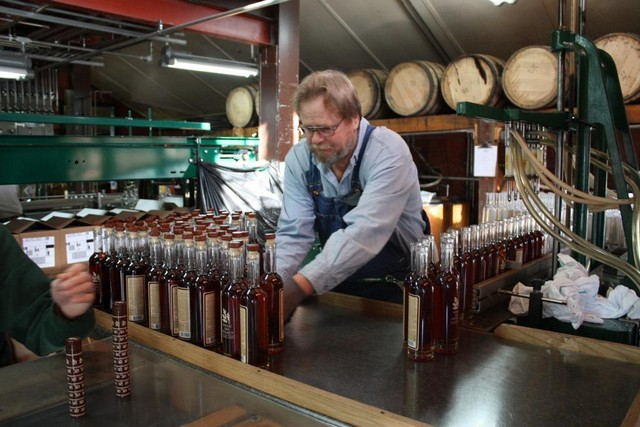 Bottling Single Oak Project