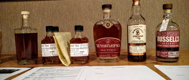 All Sample Bottles