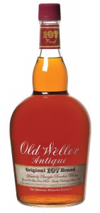 Old Weller Antique 107
