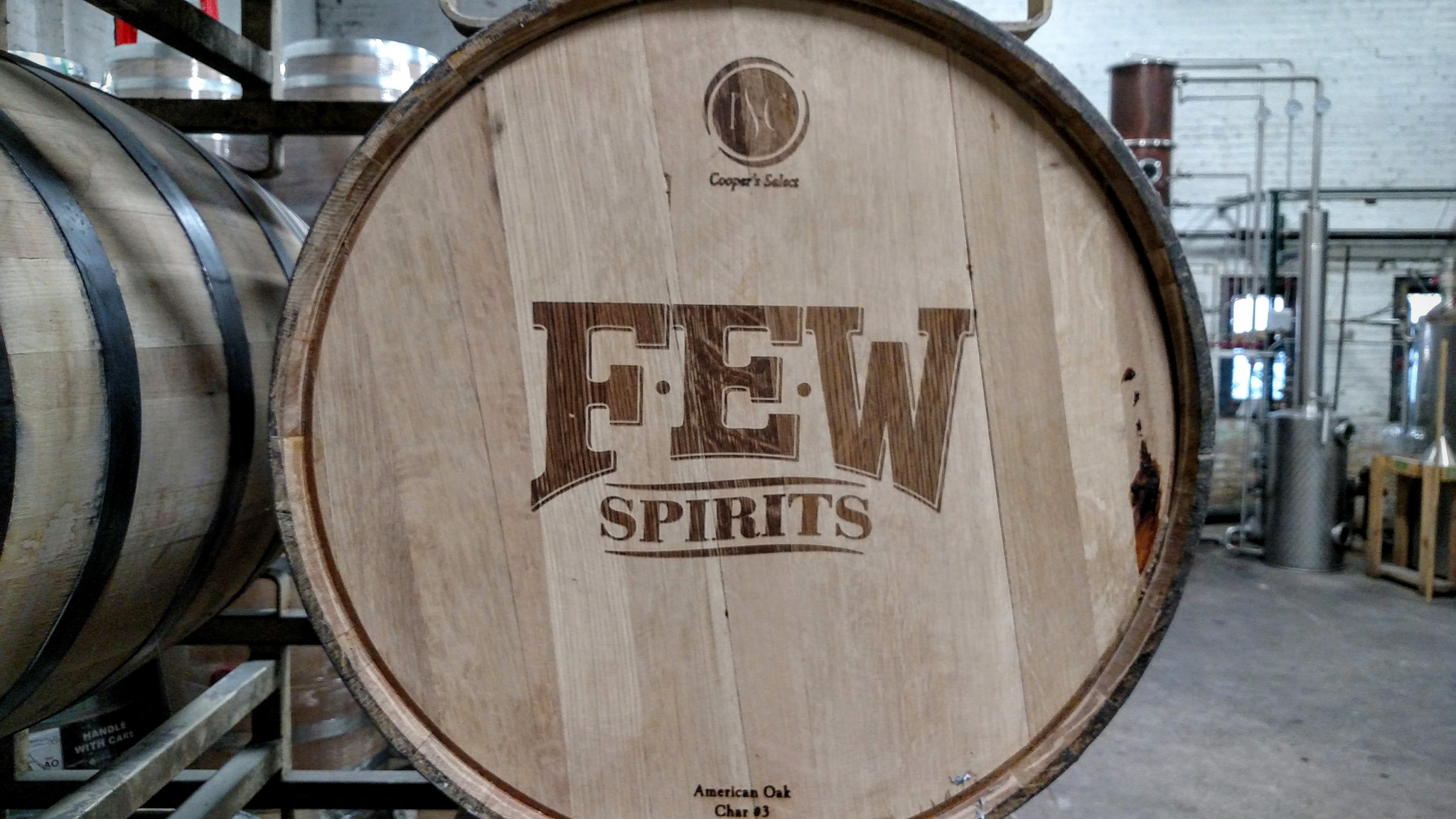 FEW barrel head