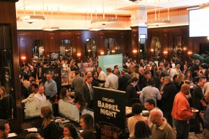 Chicago Magazine's Barrel Night 2016 Recap!