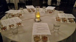 Bourbon Class was in Session at Seven Lions