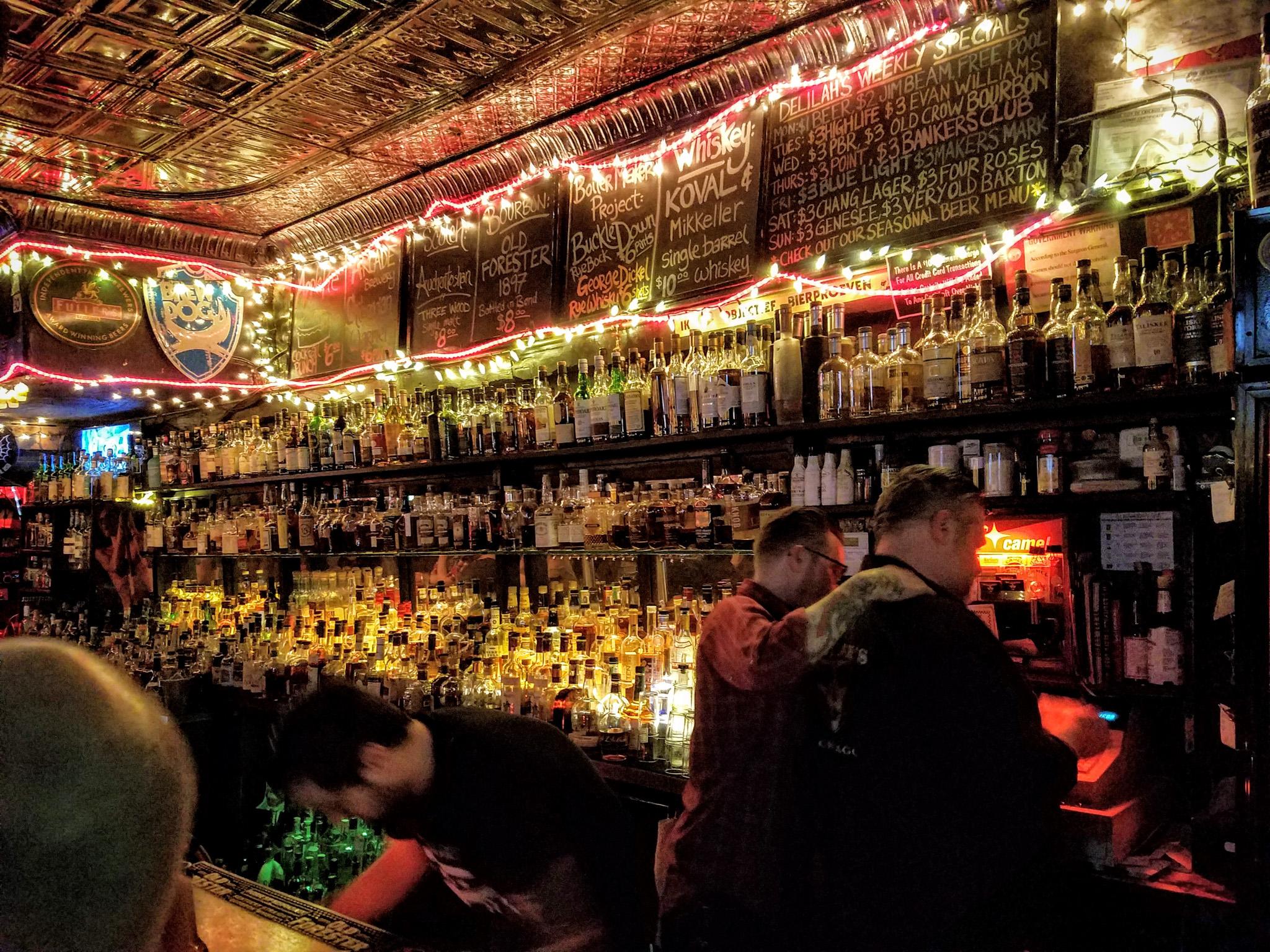 Delilah's WhiskyFest After Party