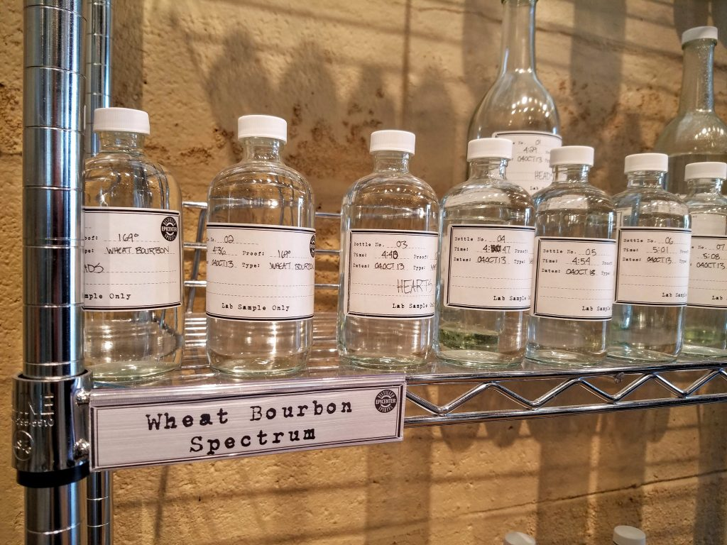 Alcohol Distillate