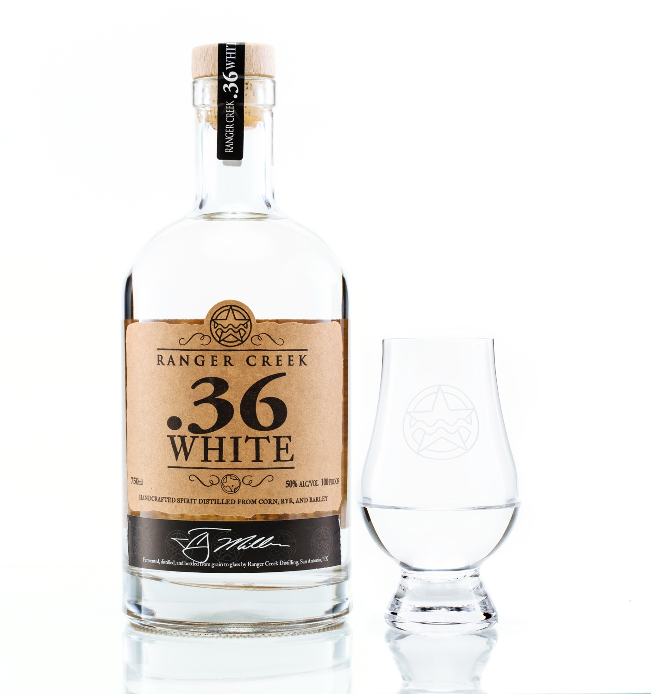 Ranger Creek .36 White Whiskey
