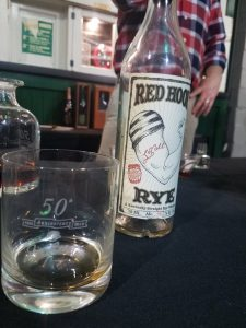LeNell's Red Rook Rye, Barrel 2
