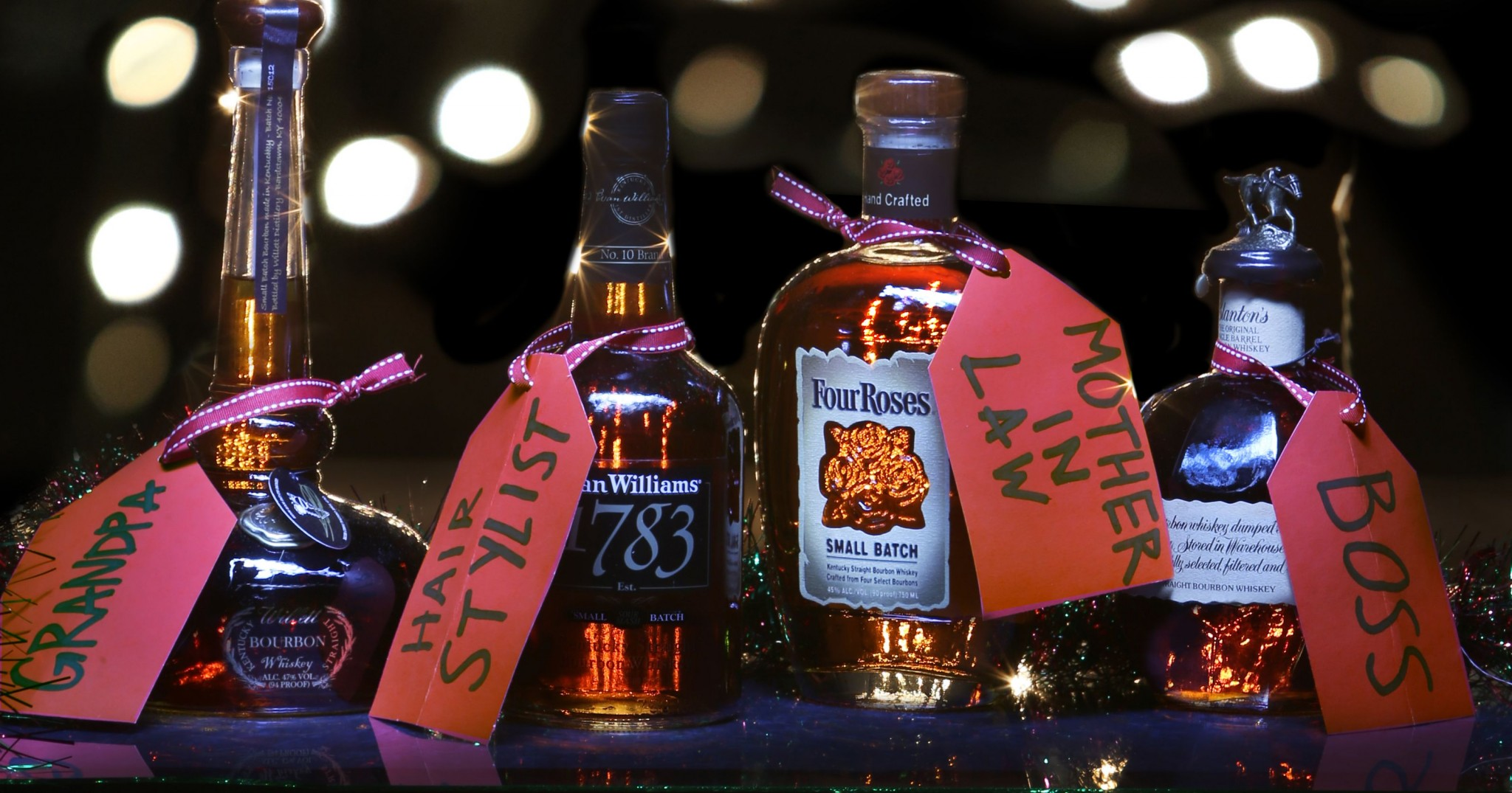 Our Top 8 Bourbon Gift Ideas For The Holidays