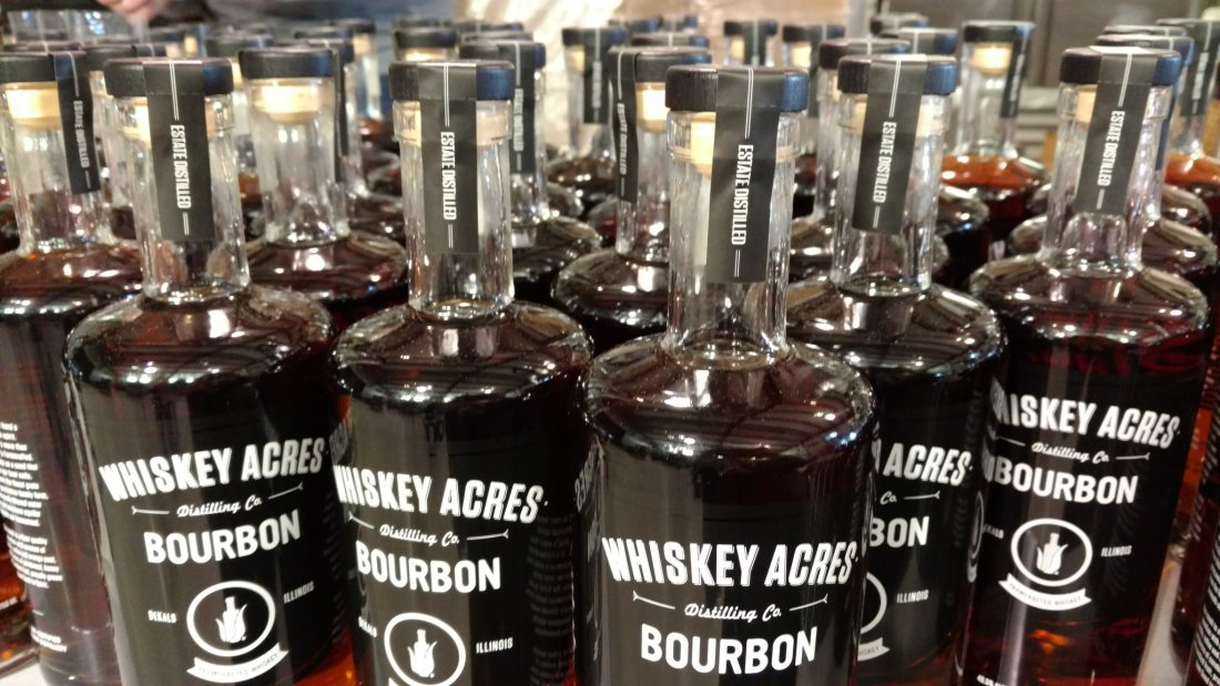 We Worked In A Distillery To Make Your Bourbon