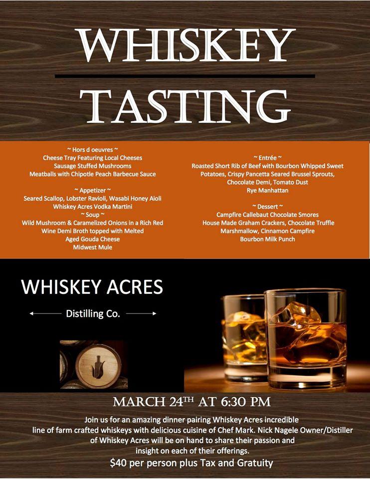 WhiskeyAcresTasting