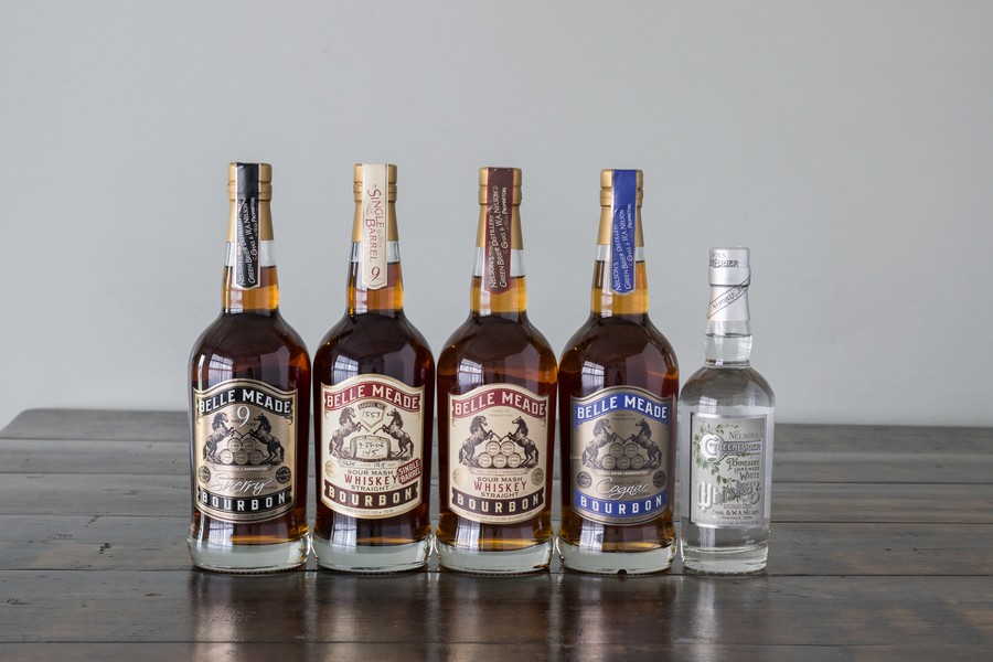 Tasted: Cognac Cask Finished Belle Meade Bourbon