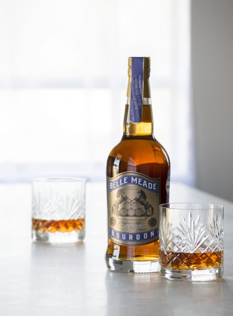 Cognac Cask Finished Belle Meade Bourbon