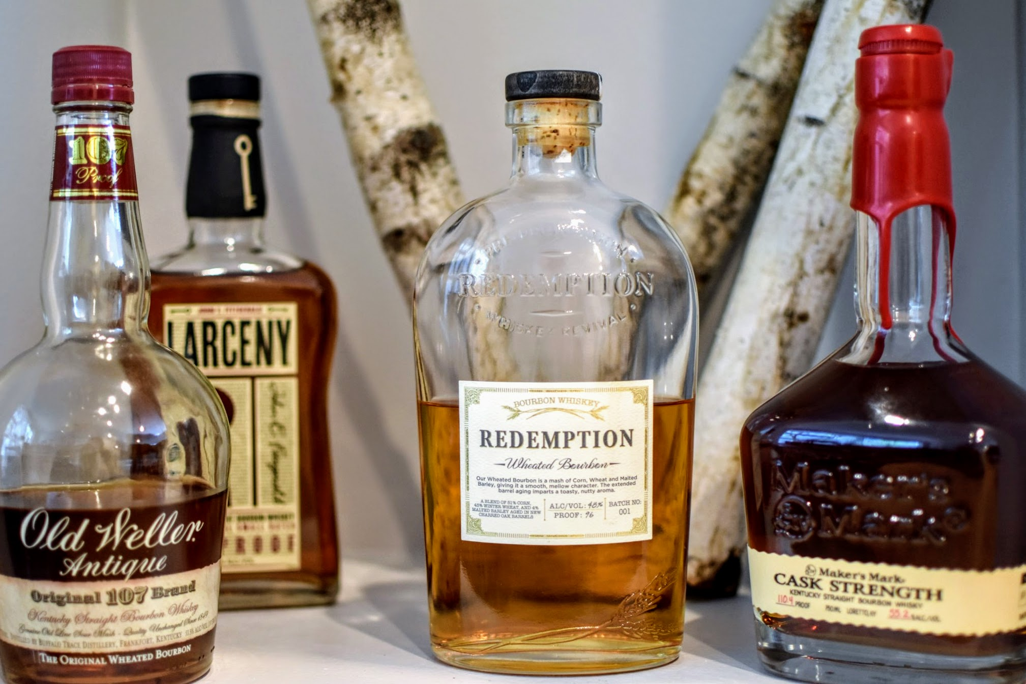 What Is Wheated Bourbon?