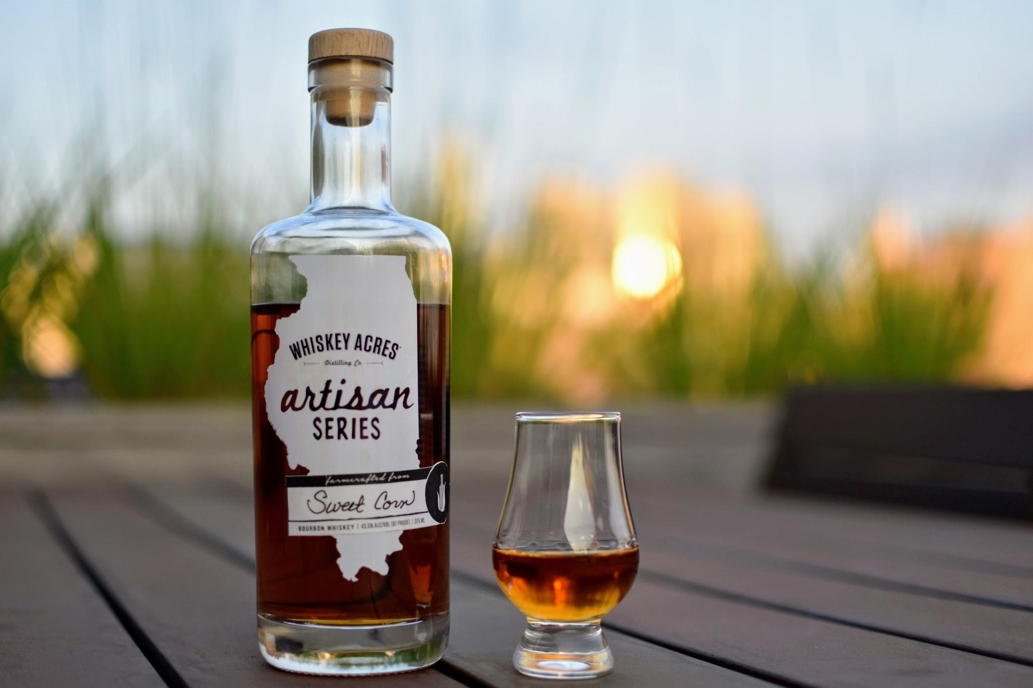 Whiskey Acres To Release Second Artisan Series Bourbon