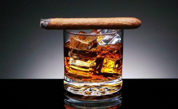 cigars-bourbon