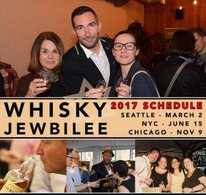 Whisky Jewbilee Chicago – Coming Thursday November 9th