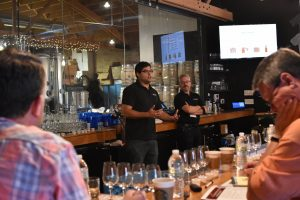 Stave & Thief Bourbon Training Came To Chicago Distilling!