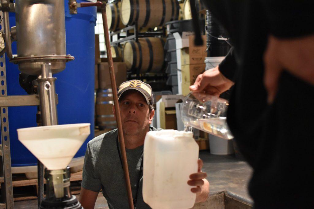 Vic DiPrizio, Distiller at Chicago Distilling Co