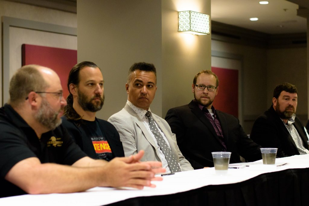 Industry Discussion Panel