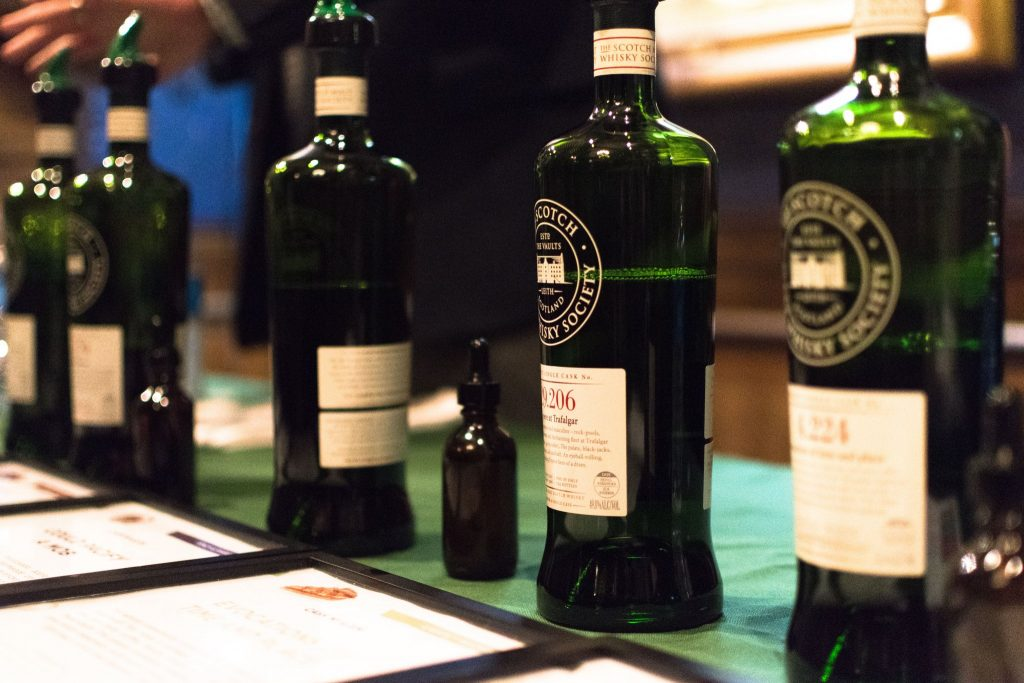 Scotch Malt Whisky Society very special offerings