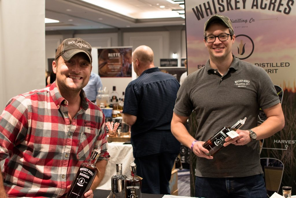 Nick and Rob of Whiskey Acres