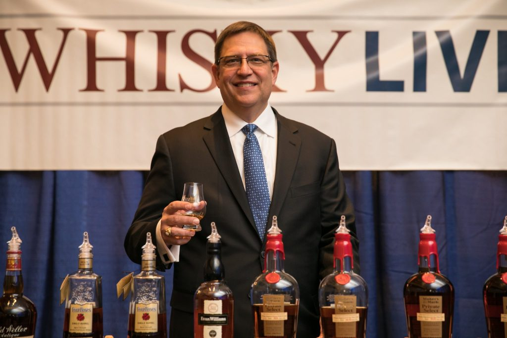 Dave Sweet, WhiskyLIVE North America Owner and Sr. VP North America for Whisky Magazine