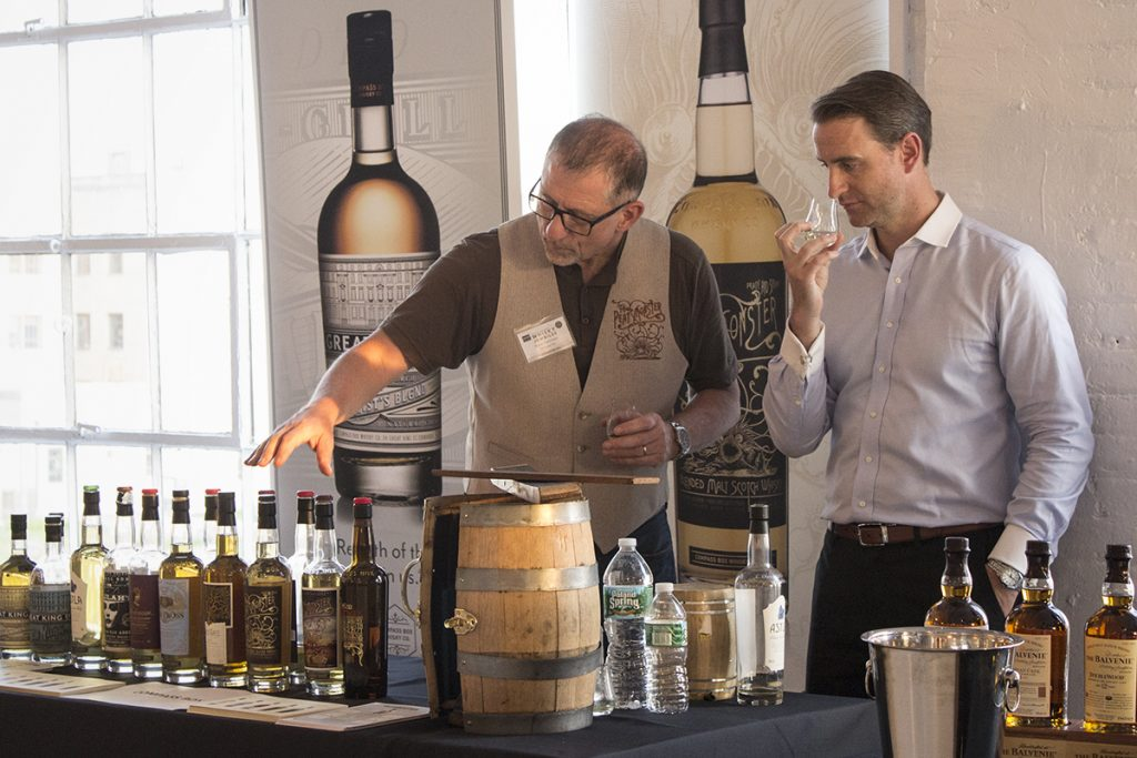 Photo from a previous Whisky Jewbilee event (Photo Credit: Whisky Jewbilee)