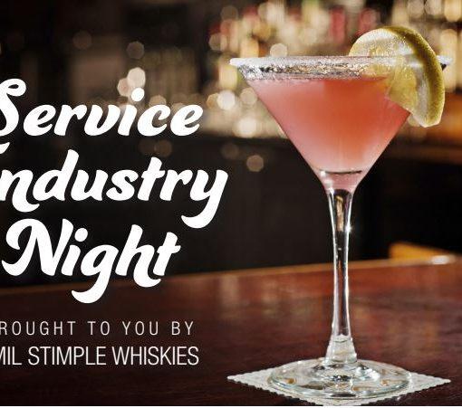 Service Industry Night at Frankfort Spirits