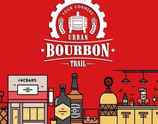 Four Corners Urban Bourbon Bar Crawl