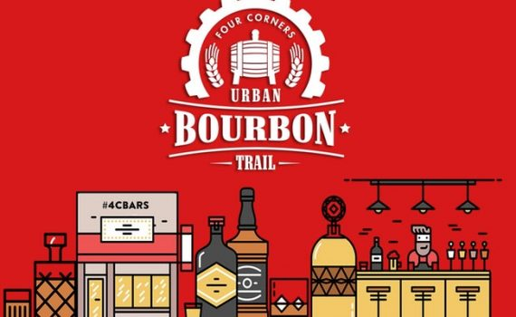Four Corners Urban Bourbon Bar Crawl