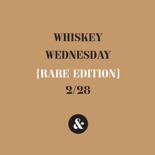 Whiskey Wednesday Longman & Eagle