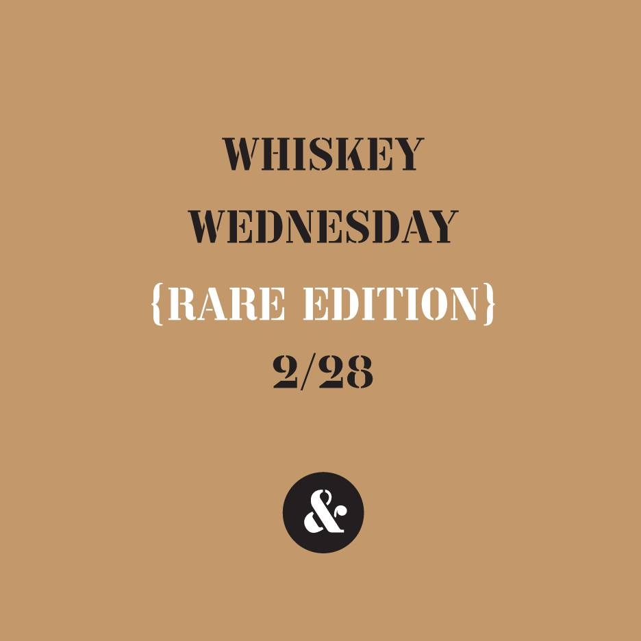 Whiskey Wednesday Longman & Eagle