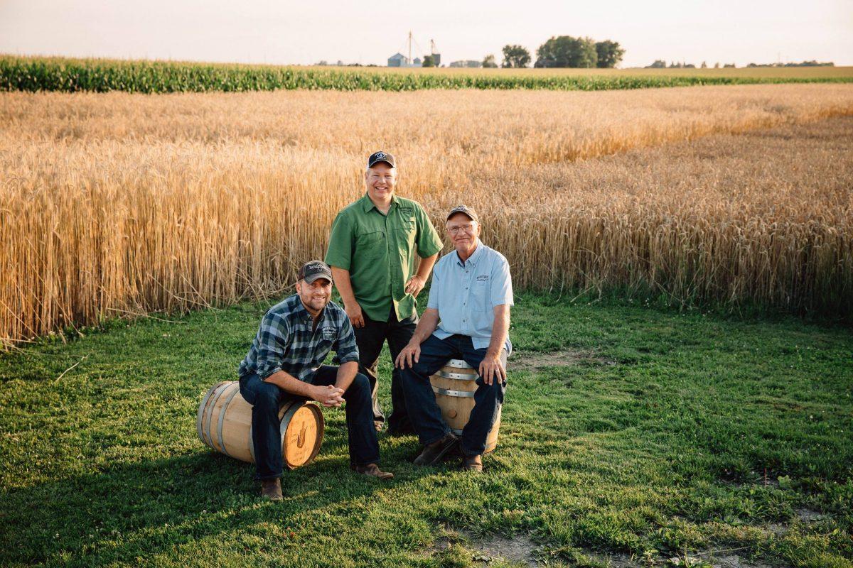 Whiskey Acres Spring 2018 Opening