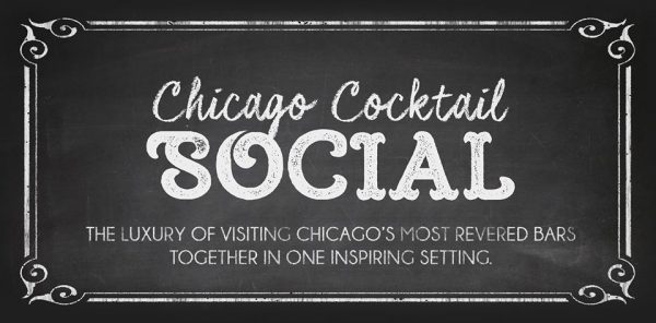 Chicago Cocktail Social 2018