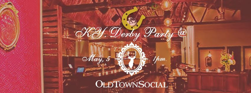 Derby Old Town Social 2018