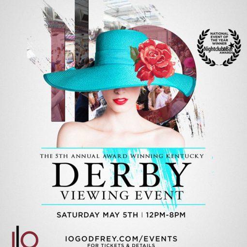 IO Derby Party 2018