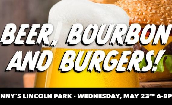 binnys beer bourbon burgers