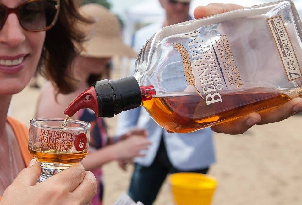 whiskey and wine beach festival