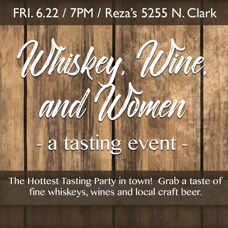 whiskey wine and women