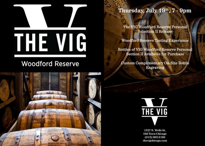 The VIG Woodford Tasting