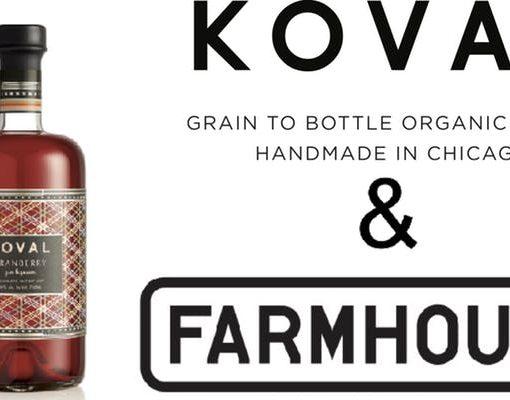 Koval and Farmhouse